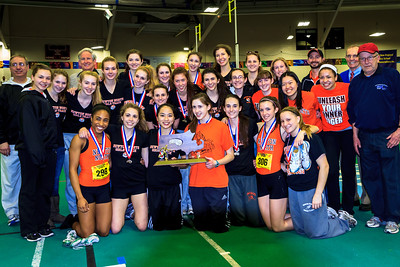 Newton North wins 2012 Indoor D1 State Championships