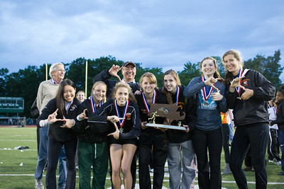 Newton North wins 2012 outdoor State Open