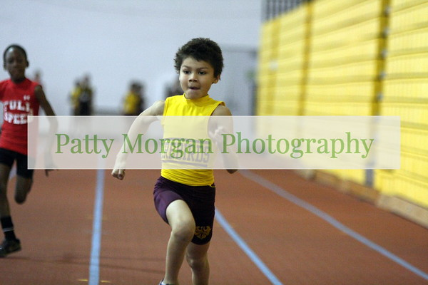 Prince George Sports and Learning Complex Track Showcase All-Comers Meet 2/4/12