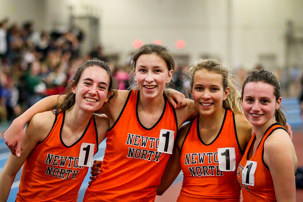 2013 Indoor D1 State Relays -- Celebration