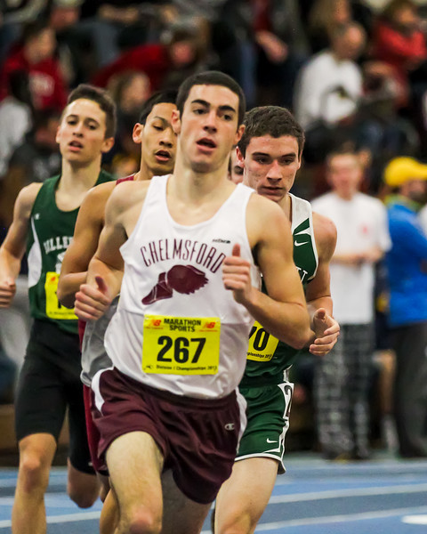 2013 Indoor MIAA D1 State Championships