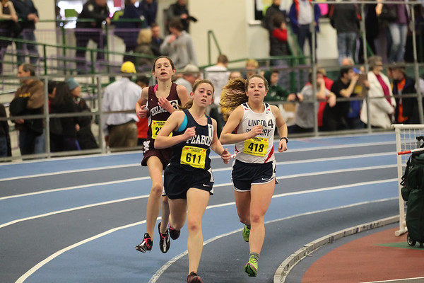 2013 Indoor MIAA D1 States -- 2 Mile
