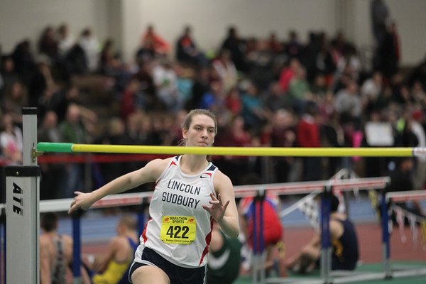 2013 Indoor MIAA D1 States -- Jumps