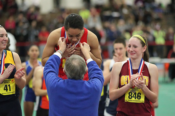 2013 Indoor MIAA D1 States -- Sprints