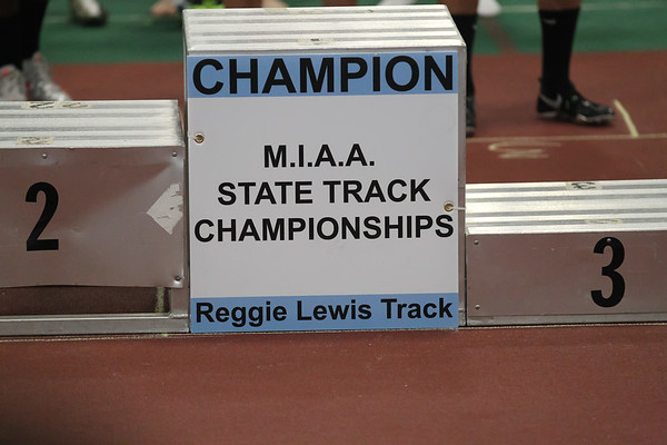 2013 Indoor MIAA D1 States -- Celebrations