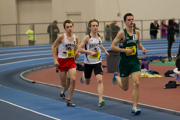 1 mile -- 2013 MIAA Indoor Track All-State Championship