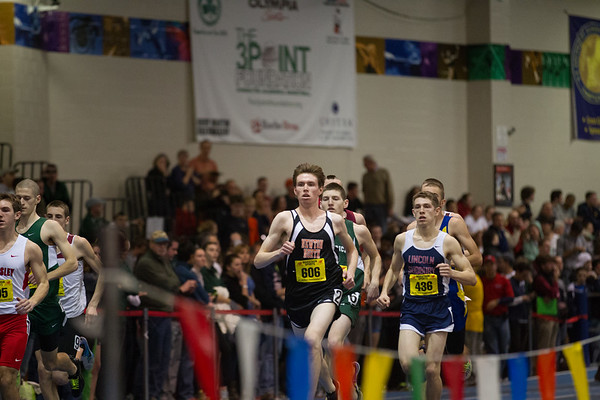 1000 meters -- 2013 MIAA Indoor Track All-State Championship