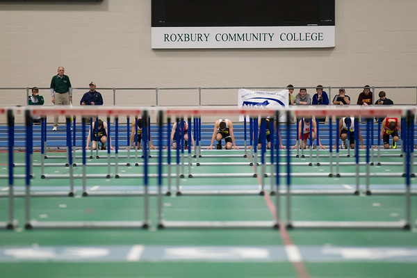 55m Hurdles -- 2013 MIAA Indoor Track All-State Championships