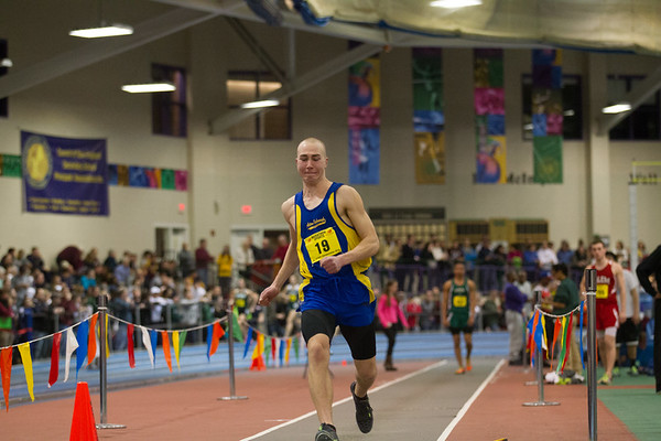 Long Jump -- 2013 MIAA Indoor Track All-State Championship