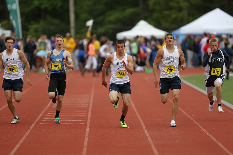 2013 MIAA Outdoor D3 Track Championships