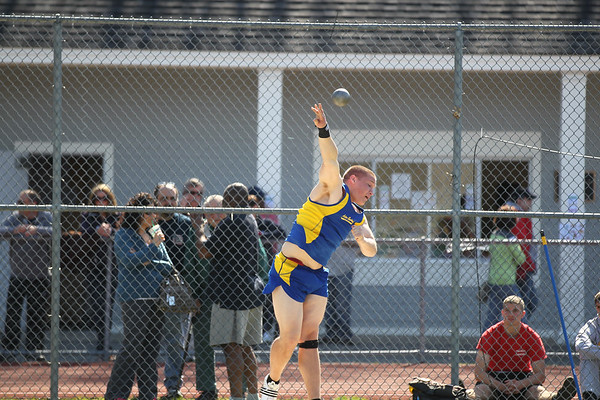 2013 MSTCA D1 State Relays - Throws