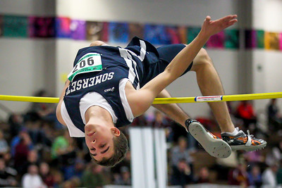 "Adam Couitt soars to a 6'6"" MSTCA Elite meet title."