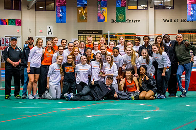 Newton North - D1 State Relays Champions.