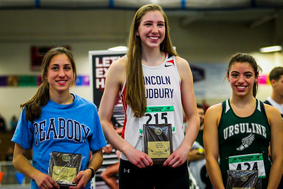 Rocha, Alexander, and Piccolo named outstanding performers at the MSTCA Elite meet.
