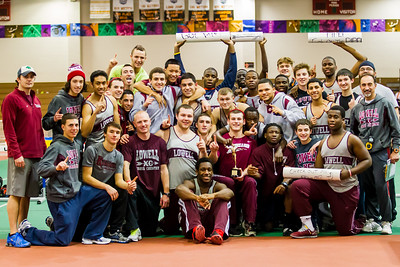 Lowell took the D1 State Relays Title.