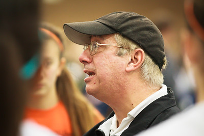 Newton North's Joe Tranchita coached his team to another D1 State Relays title.