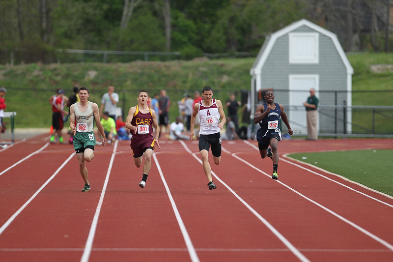 2013 Outdoor MSTCA Coaches Invitational - Boys
