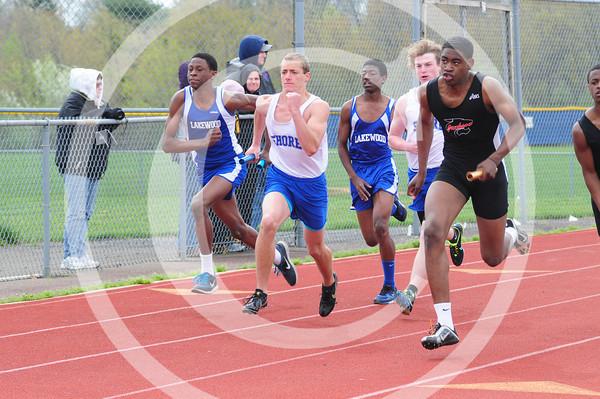 2013 Spring Track & Field