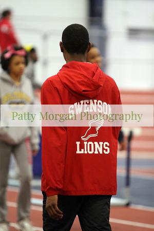 Swenson Indoor Track 2012-2013