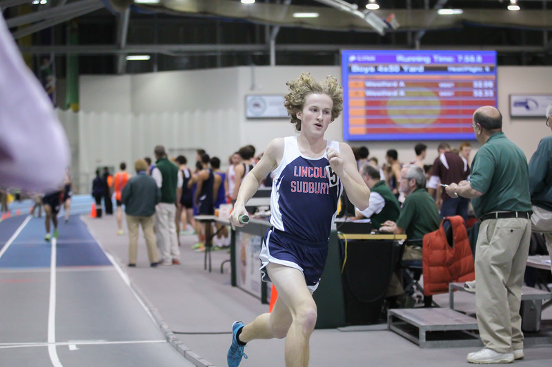 2015 Indoor High School Track