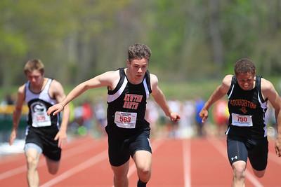 100m Trials