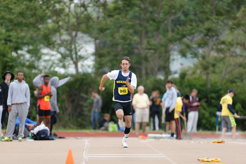 2016 MIAA Outdoor Eastern D1 Track Championships