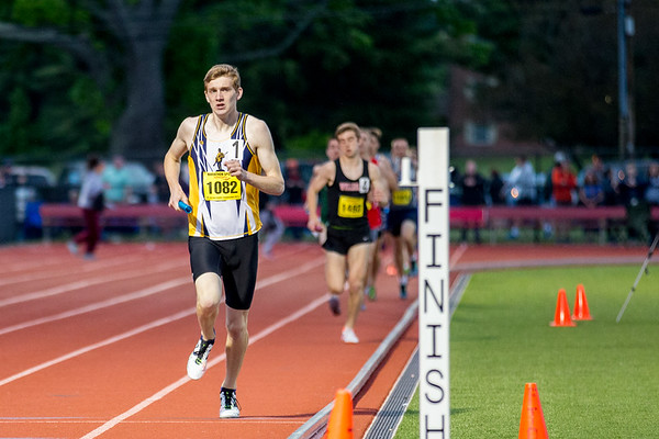 Stevens -- 2017 Mass State Open Outdoor Track Championships