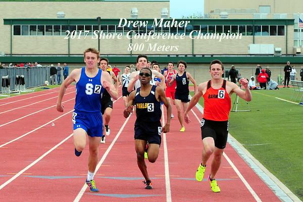 Maher Shore Conf 800 Meter Champ Spring 2017