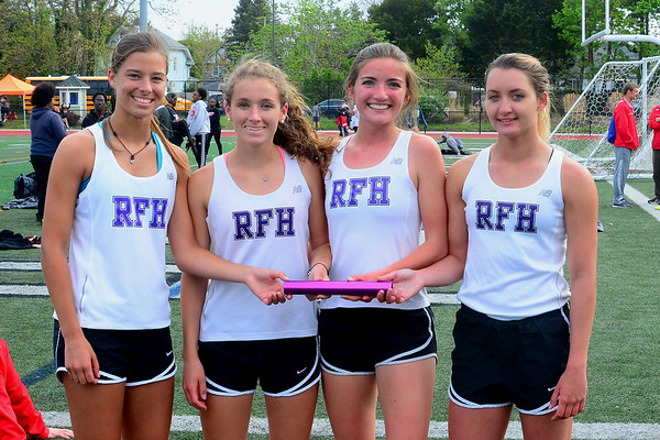 RFH 4 by 200 Mon Cty Champs 2017