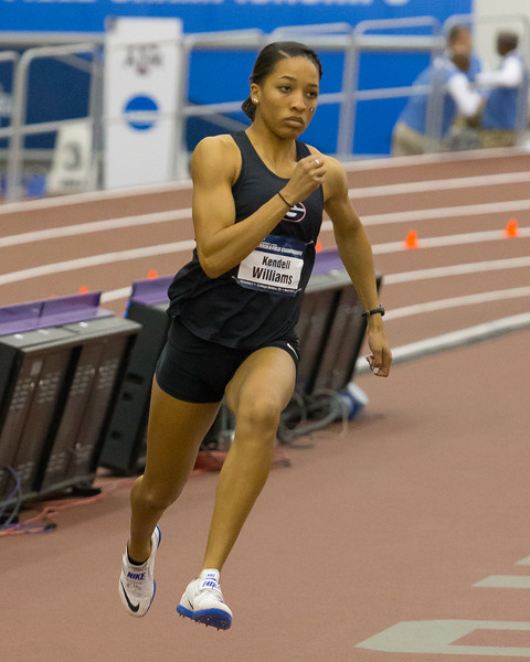Kendell Williams - UGA Women's Track and Field - (AP Photo/Lake Charles American Press, Kirk Meche | from Georgia Sports Communication)