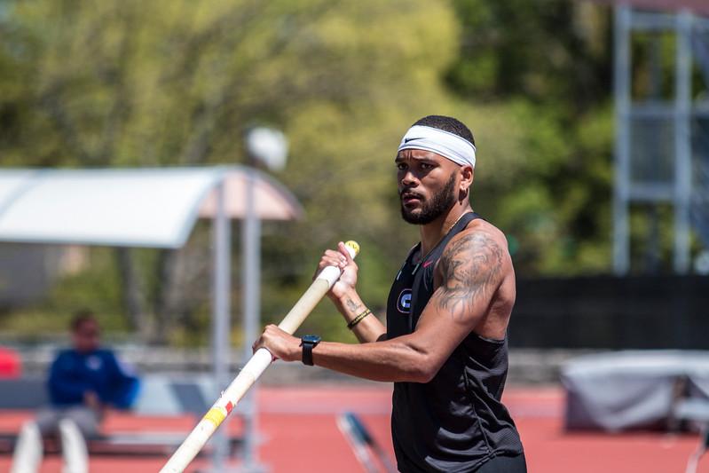 Devon Williams - UGA Men's Track and Field Team (Photo by John Paul Van Wert/Georgia Sports Communications)