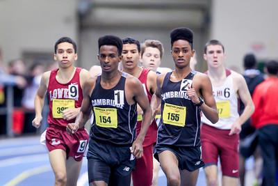2015 MIAA Indoor D1 State Track Championshps