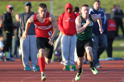 2013 Weston Twilight Meet 100m -- 11.10