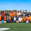 Newton North girls win2012 Outdoor D1 State Open