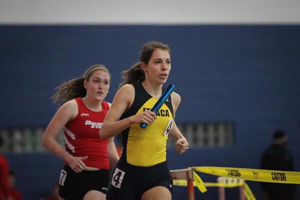 2012 Cornell Relays -- Ithaca Bombers Runners