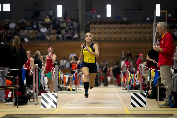 2012 Cornell Relays -- Ithaca Bombers Jumpers