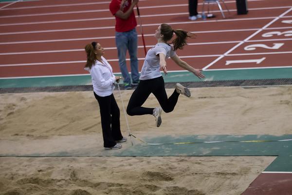 2013 Indoor DIII ECAC Jump Sequences