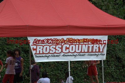 Seventh Annual Sierra Cross Country Invitional, 12 September, 2009