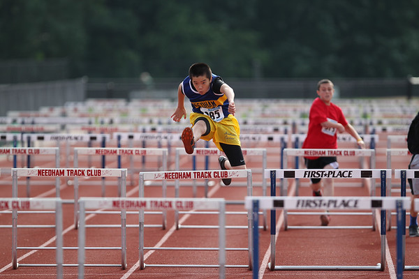 Hurdles -- 2013 Needham Youth Classic