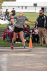CG's Madisyn Maag tosses the shot put.