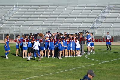Sierra High School Track Team