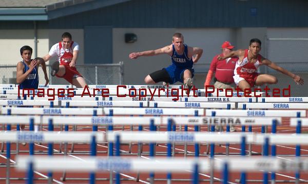 Sierra High School Track and Field