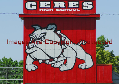 Sierra High vs. Ceres High Track and Field