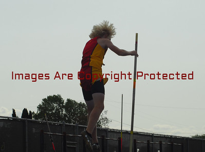 Sierra High vs. Oakdale High, Track and Field #1