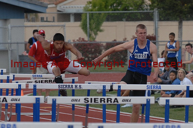 Track and Field April 14th, Sierra, Central Valley and East Union