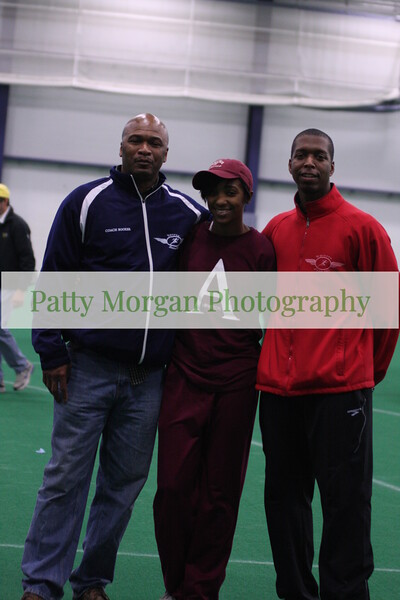 2011 PTFCA Indoor State Championship - Awards and Groups