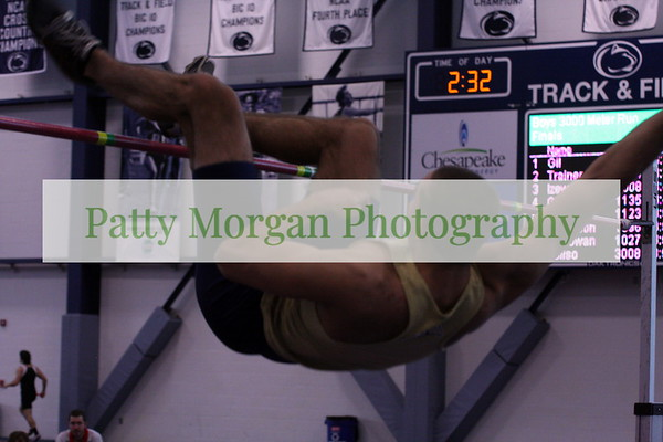 2011 PTFCA Indoor State Championship-Boys High Jump