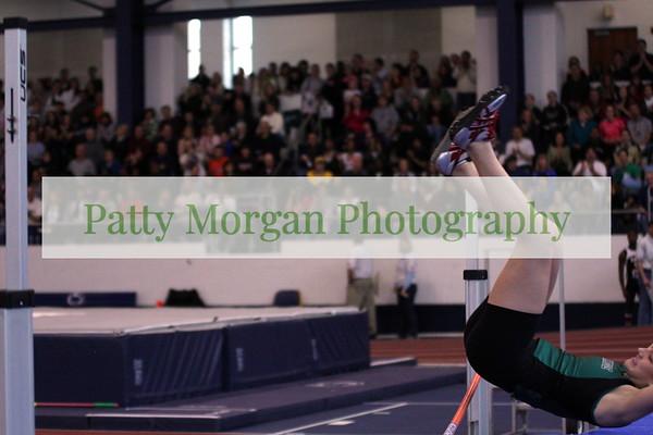 2011 PTFCA Indoor State Championship-Girls High Jump