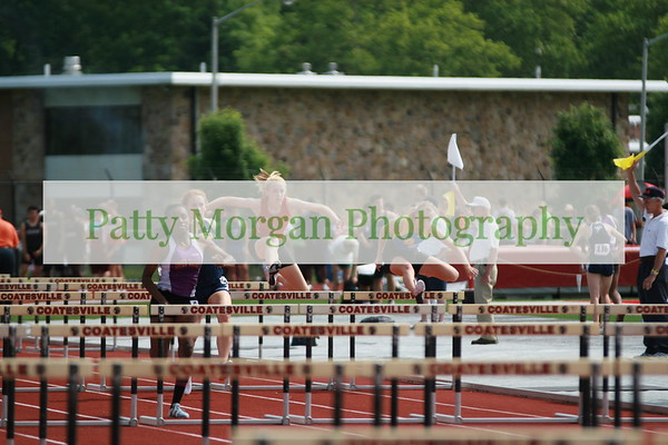 District 1 Championship Girls 100mHurdles