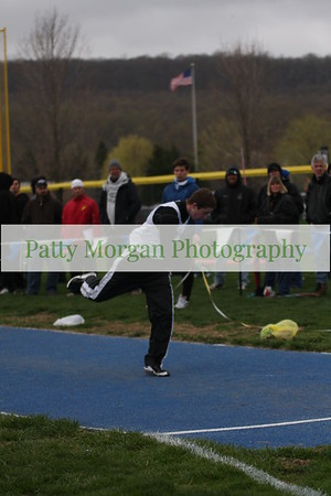 Great Valley Relays - 4-16-2011-Boys Javelin